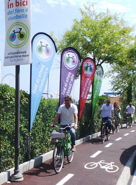 Nuove piste ciclabili per una Rimini più accessibile